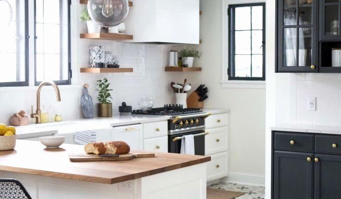Para una cocina de diseño minimalista, caemos en esta nueva ...