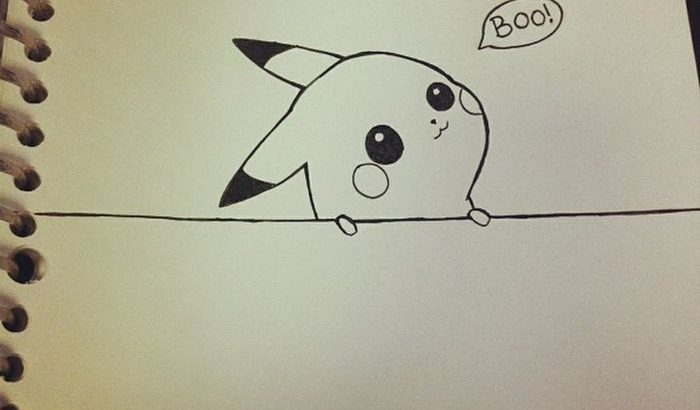 Fácil De Hacer Dibujo Paso A Paso Pikachu Aprende A Dibujar Un