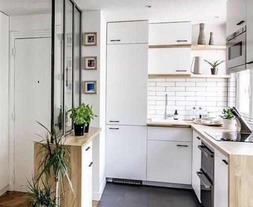 organizar 20m2 pequeña cocina estudio muebles cocina pequeña ...